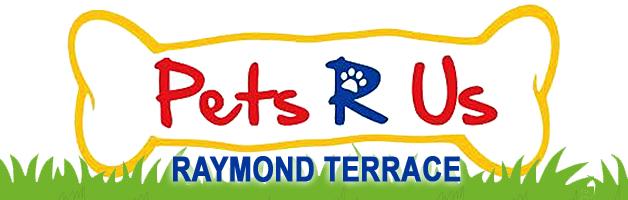 Pets R Us Raymond Terrace Logo